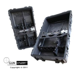 M16 12 Pack Deployment Gun Case