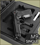 M9 single pistol case