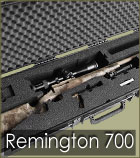 Remington 700 Universal Gun Case