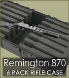 Remington 870 6 Pack Case