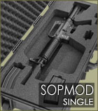 SOPMOD Single Rifle Case