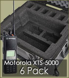 Motorola XTS 5000 carrying acse