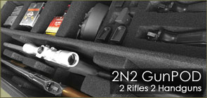 2N2 GunPOD Rifle Case