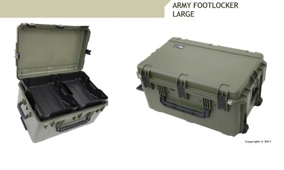 Army Footlocker