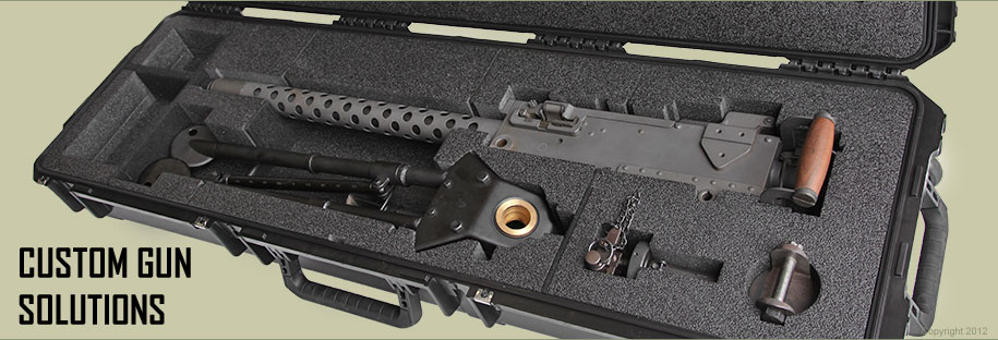 Custom Gun Case Solutions
